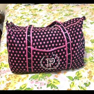RARE VS PINK Quilted JET SET